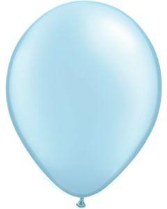 "5""Pearl Light Blue 100ct"