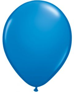 """9""""Dark Blue 100ct"""