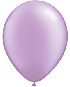 "11""Pearl Lavender 100ct"