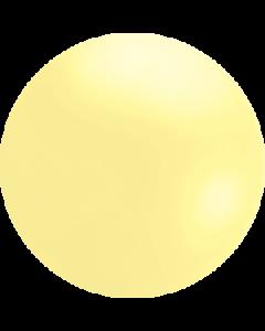 5.5'Pastel Yellow Cloudbuster 1ct