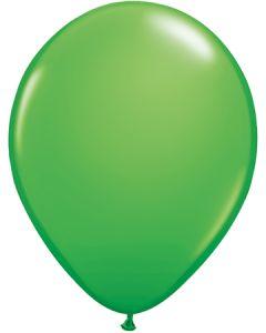 "11""Spring Green 100ct"