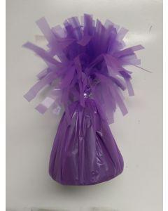 Neon Lavender Balloon Weight