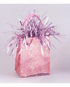 Pink Prism Giftbag Weight