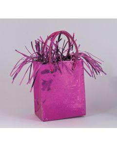 Hot Pink Prism Giftbag Weight