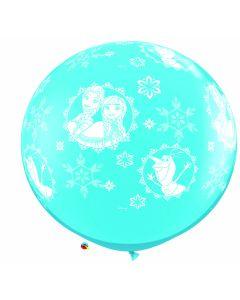 3' Frozen Robin's Egg Blue