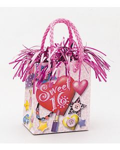 Sweet 16 Giftbag Weight