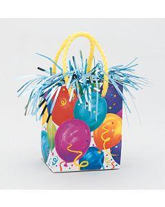 Festive Balloon Giftbag