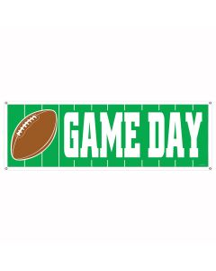 5' Game Day Banner