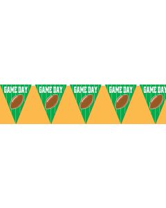 12' Game Day Pennant Banner