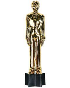 "9"" Awards Night Male Statue"
