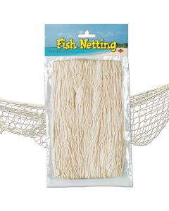 4'X14' White Fish Netting