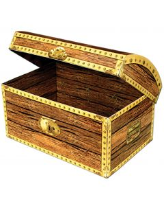 "8"" TREASURE CHEST"