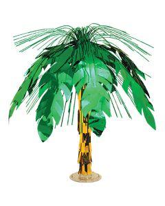 Green Palm Tree Centerpiece
