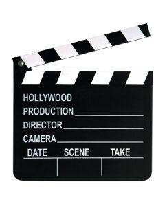"8"" Movie Set Clapboard"