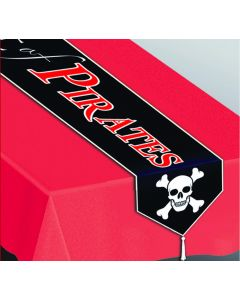 "72"" Pirate Table Runner"