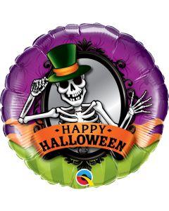 "18"" Halloween Skeleton"