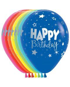 """11"""" Happy Birthday Fantasy"""