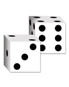 "6.5"" Dice Card Boxes 2ct"