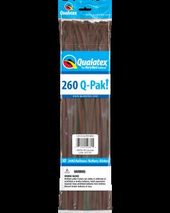 260 Q-Pak Chocolate Brown 50ct