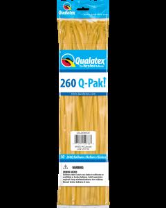 260 Q-Pak Goldenrod 50ct