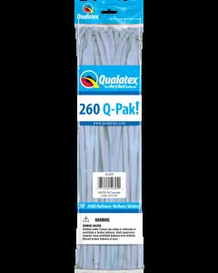 260 Q-Pak Silver 50ct