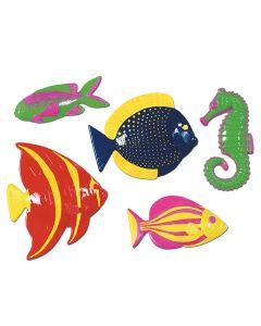 """10""""-12"""" Plastic Fish Assort"""