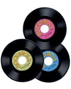 "9"" Plastic Records"