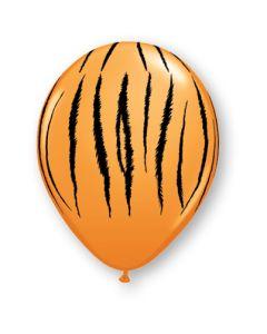 """11""""Tiger Stripes Orange 51"""
