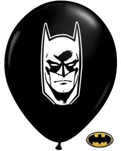 "5"" Batman Face Onyx Black 100ct"