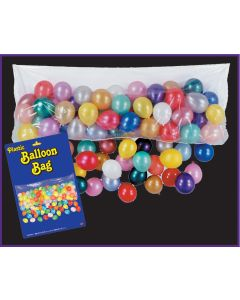 "Plastic Balloon Bag 36"" X 80"""
