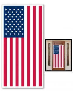 5' American Flag Door Cover