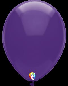 """12"""" Crystal Purple 50ct"""