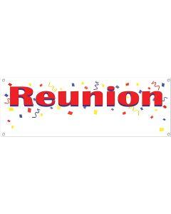 5' Reunion Banner