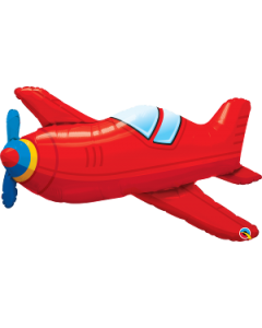 "36"" Big Red Airplane"