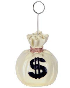 Money Bag Photo/Balloon Holder 1ct