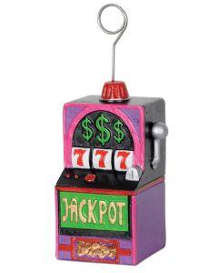 Slot Machine Photo/Balloon Holder