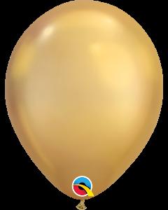 "11"" Chrome Gold 100ct"