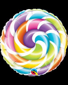 """9"""" Lollipop Swirl"""