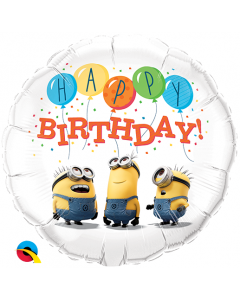 """18"""" More Minions Birthday Party"""