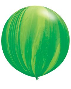 "30"" Green Agate 1ct"