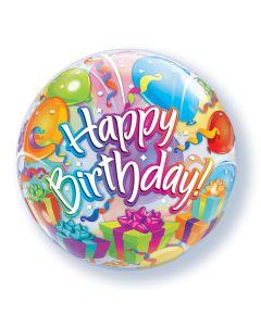 "22"" Birthday Surprise Bubble"
