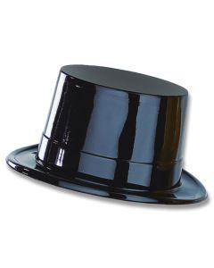 Black Plastic Topper