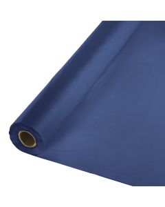 "Navy Blue Table Roll 40""x100''"