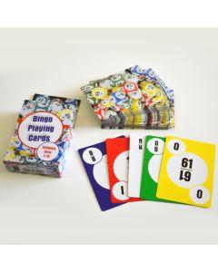 BINGO PLAYING CARDS