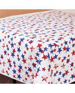 "Patriotic Table Roll 40""x50'"