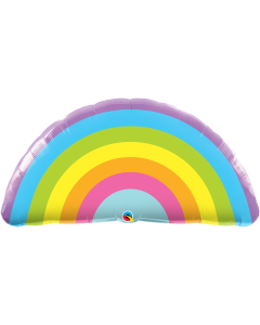 """36"""" Radiant Pastel Rainbow"""