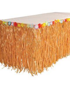 9' Artifical Grass Table Skirt