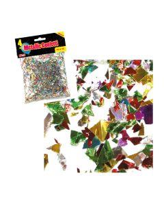 4oz Metallic Confetti