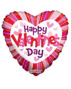 "36"" Valentine's Day Pink Hearts"