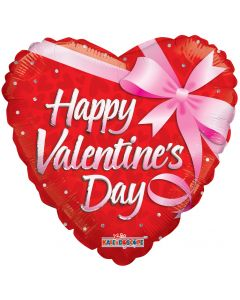 "36"" Valentine Heart & Bow"